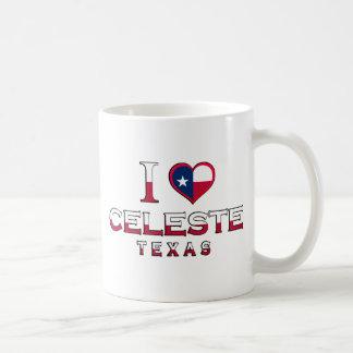 Celeste, Texas Coffee Mug