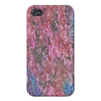 Celestial Anyolite Abstract Art Speck iPhone 4 Cas iPhone 4/4S Cases