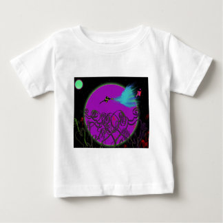 Celestial Battle Baby T-Shirt