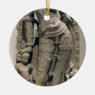 Celestial Beauty (Surasundari) Ceramic Ornament