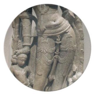 Celestial Beauty (Surasundari) Plate