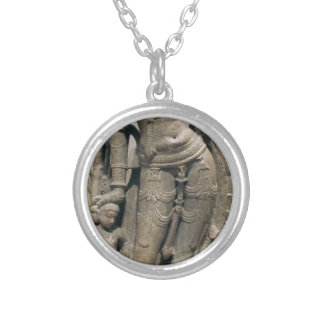 Celestial Beauty (Surasundari) Silver Plated Necklace