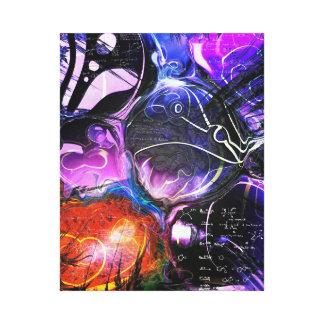 Celestial Bodies Canvas Prints