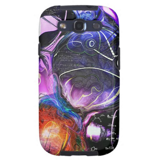 Celestial Bodies Samsung Galaxy SIII Cover