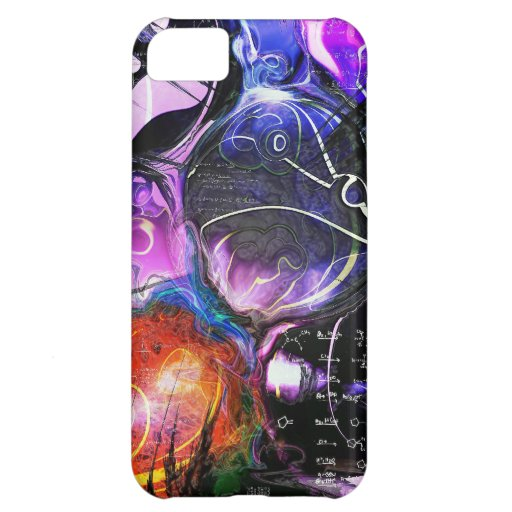 Celestial Bodies iPhone 5C Covers