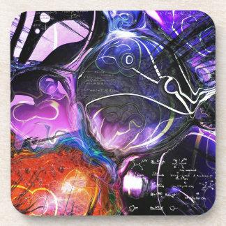Celestial Bodies Beverage Coaster