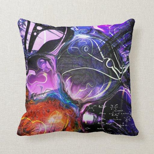 Celestial Bodies Throw Pillows