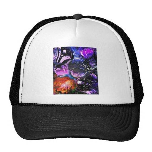 Celestial Bodies Trucker Hats