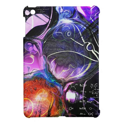 Celestial Bodies Cover For The iPad Mini
