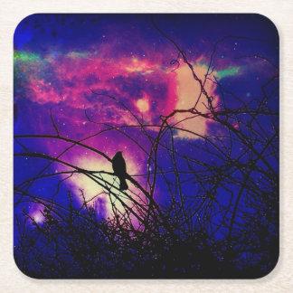 Celestial Crow Coaster