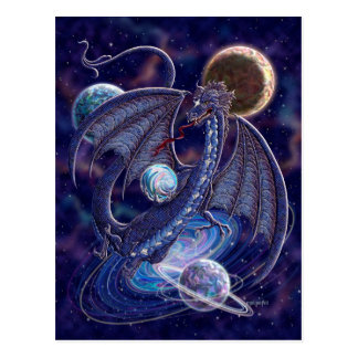 Celestial Dragon Postcard