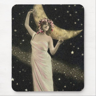 Celestial Drama Queen Mouse Pad
