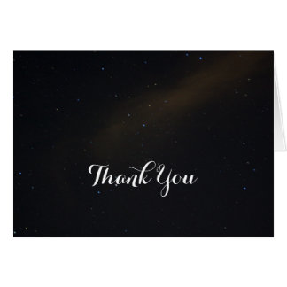 Celestial Dreams Thank You Card