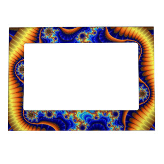 Celestial Fractalscope Picture Frame