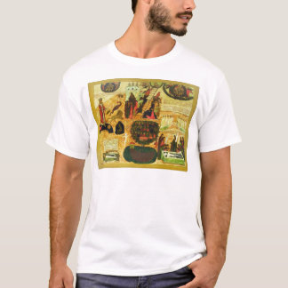 Celestial Ladder with Parables and Exhortations T-Shirt