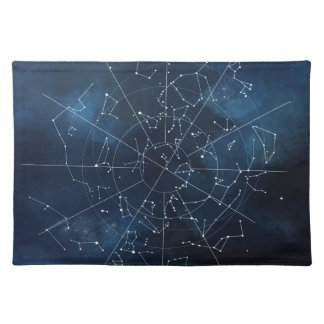 Celestial Map Placemat