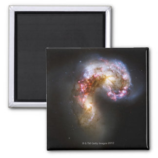 Celestial Objects 5 Square Magnet