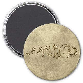 Celestial Parchment Magnet