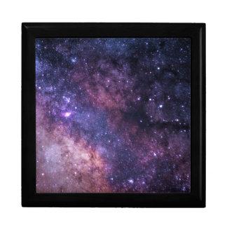 Celestial River Large Square Gift Box