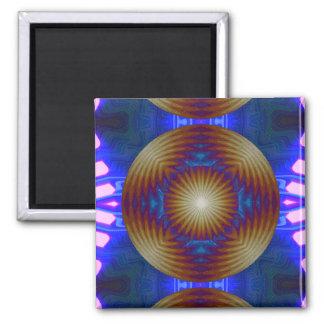 Celestial Seasoning Square Magnet