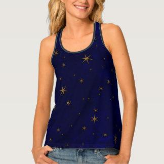 Celestial Starry Night Singlet