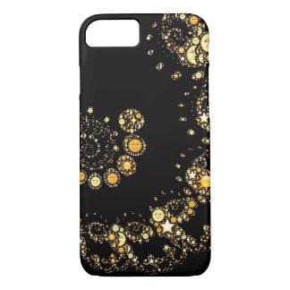 Celestial sun moon emoji symbol emojis hipster iPhone 8/7 case