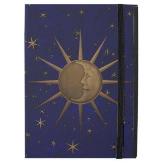 """Celestial Sun Moon Starry Night iPad Pro 12.9"""" Case"""