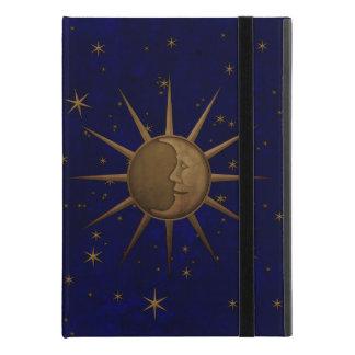 """Celestial Sun Moon Starry Night iPad Pro 9.7"""" Case"""
