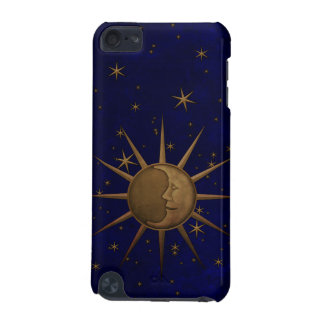 Celestial Sun Moon Starry Night iPod Touch 5G Cover