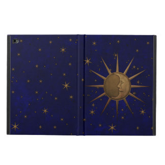 Celestial Sun Moon Starry Night Powis iPad Air 2 Case