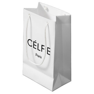 CELFIE Paris Small Gift Bag