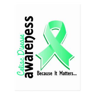 Celiac Disease Awareness 5 Postcard
