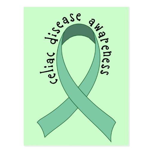 Celiac Disease Awareness Postcard