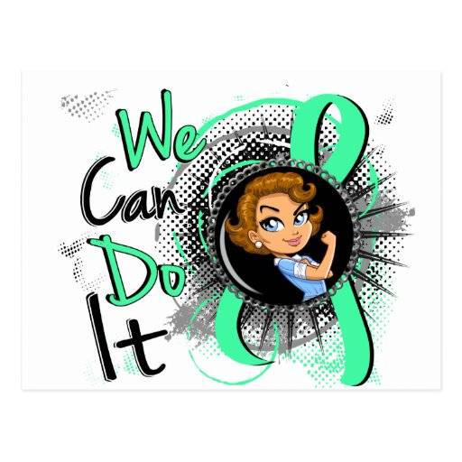 Celiac Disease Rosie Cartoon WCDI Post Cards