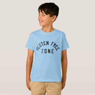 #CeliacKidsLA Gluten Free Zone T-Shirt