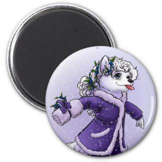 Celina - Snowflake Magnet