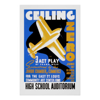 Celing Zero Poster