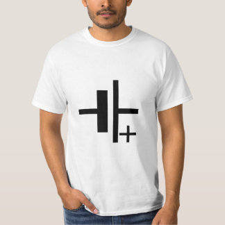 Cell battery symbol. T-Shirt