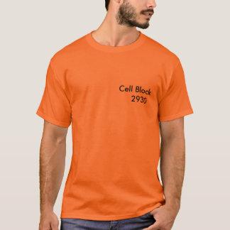 Cell Block    2930 T-Shirt