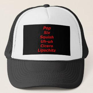 Cell Block Tango Trucker Hat