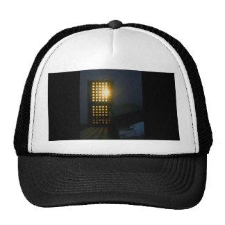 Cell Door Oil Painting Trucker Hat