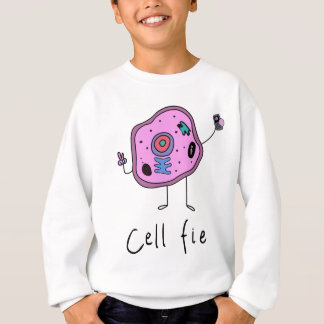 Cell Fie Sweatshirt