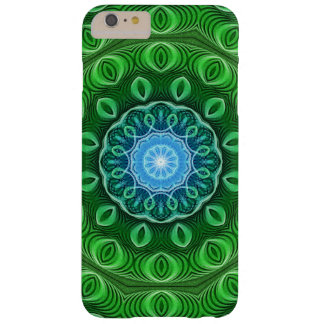 Cell Growth Mandala Barely There iPhone 6 Plus Case