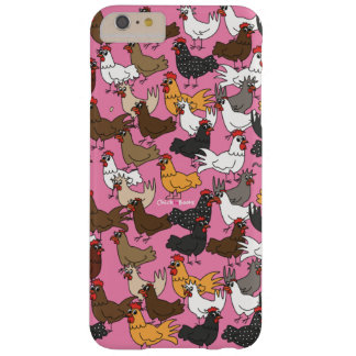 Cell Phone Case/Cover - Pink Barely There iPhone 6 Plus Case