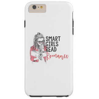 Cell Phone Case Smart Girls Read Romance