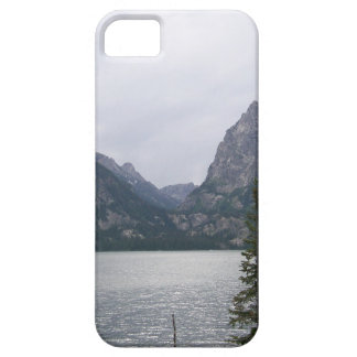 Cell phone cover with lake picture barely there iPhone 5 case
