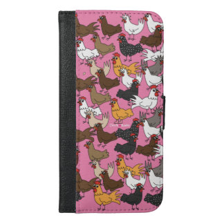 Cell Phone Wallet/Case - Pink