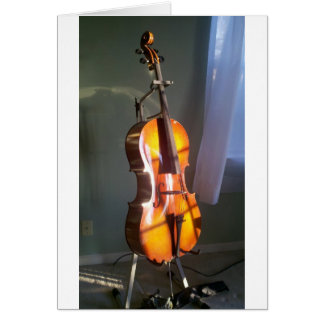 Cello 2 card