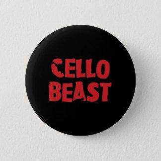 Cello Beast Button