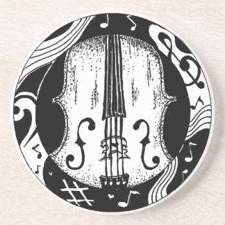 Cello Coaster
